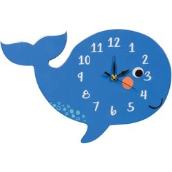 Trend Lab Whale Wall Clock