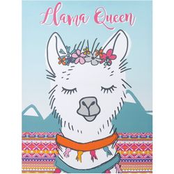 Trend Lab Llama Queen Canvas Wall Art