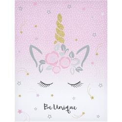 Trend Lab Mystical Dreams Unicorn Canvas Wall Art