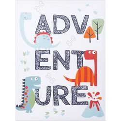 Trend Lab Dinosaur Adventure Canvas Wall Art