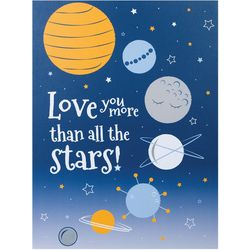 Trend Lab Galaxy Canvas Wall Art