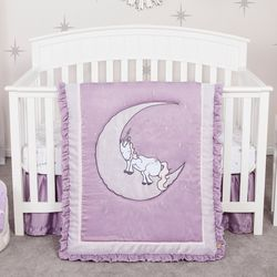Trend Lab Unicorn Dreams 3-pc. Crib Bedding Set