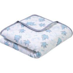Trend Lab Dr. Seuss Horton Luxe Muslin Blanket
