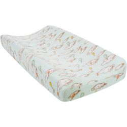 Dr. Seuss The Places You'll Go! Plush Changing Pad Cover