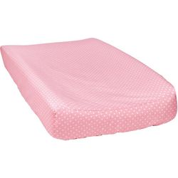 Trend Lab Cotton Candy Dot Changing Pad Cover