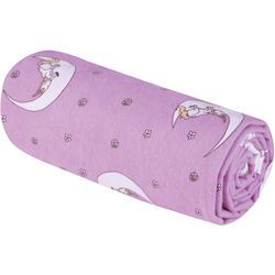 Trend Lab Unicorn Moon Jumbo Deluxe Flannel Swaddle Blanket