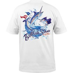 Salt Life Mens Billfish Tournament Pocket T-Shirt