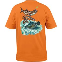 Salt Life Mens Cruisin' Pocket Short Sleeve T-Shirt