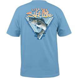 Salt Life Mens Striper T-Shirt