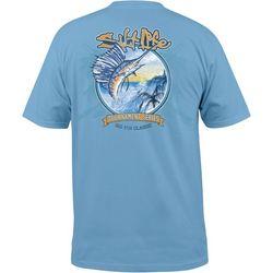 Salt Life Mens Sailfish T-Shirt