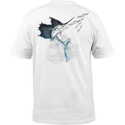 Salt Life Mens Sail Crazy T-Shirt