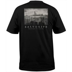 Salt Life Mens Another Day Short Sleeve T-Shirt