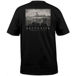Salt Life Mens Another Day Short Sleeve T-Shirt
