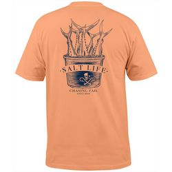 Salt Life Mens Tuna On The Rocks Short Sleeve T-Shirt
