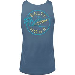 Salt Life Mens Salty Hour Tank Top