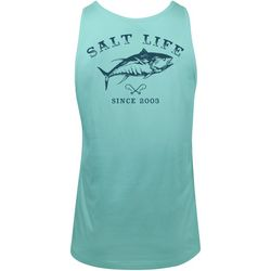 Salt Life Mens Big Dog Tank Top