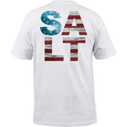 Salt Life Mens American Salt Short Sleeve T-Shirt