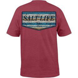 Salt Life Mens Marlin Sky T-Shirt