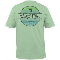 Salt Life Mens Marlin Hook Up T-Shirt