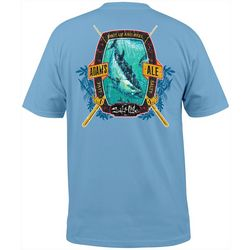 Salt Life Mens Adam's Ale Pocket T-Shirt