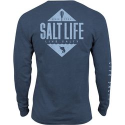 Salt Life Mens Open Season Long Sleeve T-Shirt