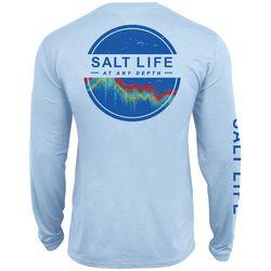 Salt Life Mens At Any Depth Long Sleeve