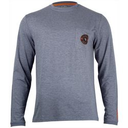 Salt Life Mens Aqualite Performance Long Sleeve T-Shirt