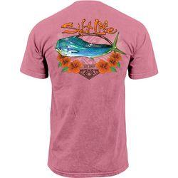 Salt Life Mens Mahi Getaway Short Sleeve Pocket T-Shirt