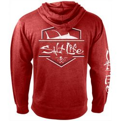 Salt Life Mens Official Zip Up Hoodie
