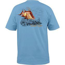 Salt Life Mens Hog Craze Short Sleeve T-Shirt