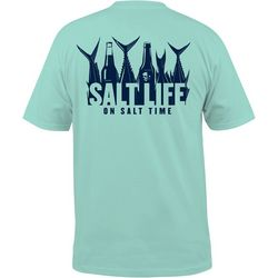 Salt Life Mens On Salt Time T-Shirt