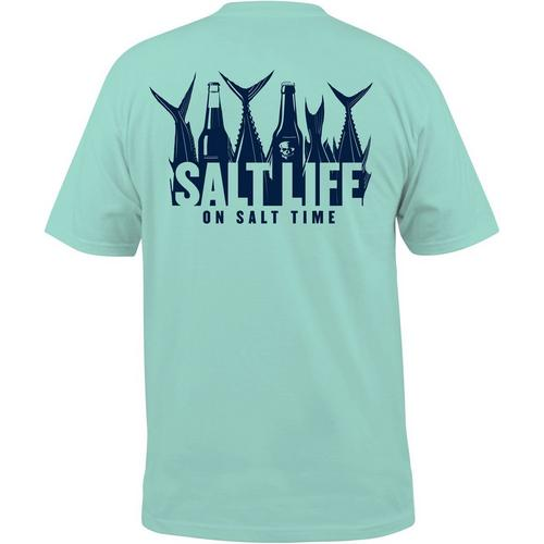 8c7aaf1d Salt Life Mens On Salt Time T-Shirt | Bealls Florida