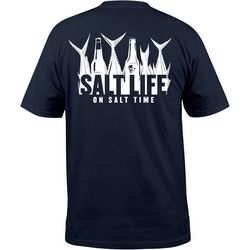 Salt Life Mens Salt Time T-Shirt