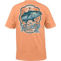 Salt Life Mens Yellowfin Ale Pocket T-Shirt