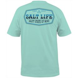 Salt Life Mens Wavin' Short Sleeve T-Shirt