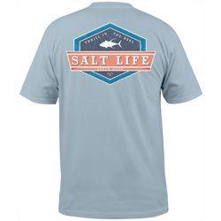 Salt Life Mens Lock Down Short Sleeve T-Shirt
