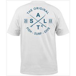 Salt Life Mens Original Salt Pocket T-Shirt
