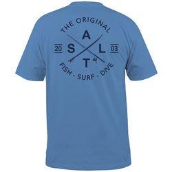 Salt Life Mens OG Salt Pocket T-Shirt