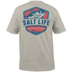 Salt Life Mens Tuna Fillet T-Shirt