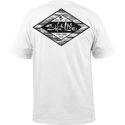 Salt Life Mens Hidden Agenda T-Shirt