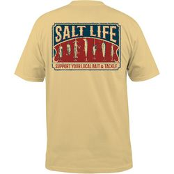 Salt Life Mens Bait & Tackle T-Shirt