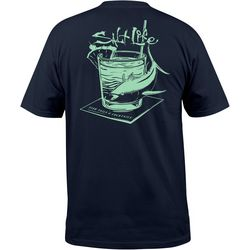 Salt Life Mens Fishtails T-Shirt