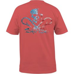 Salt Life Mens Ameriskull T-Shirt