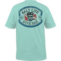 Salt Life Mens Dive Bar T-Shirt