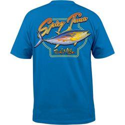 Salt Life Mens Spicy Tuna Short Sleeve T-Shirt