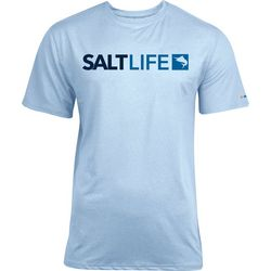Salt Life Mens Modern Marlin SLX UVapor T-Shirt