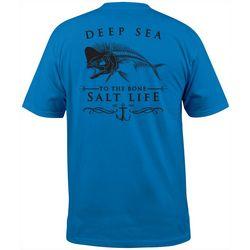 Salt Life Mens To The Bone Short Sleeve T-Shirt