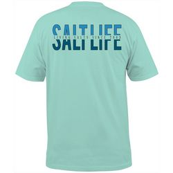 Salt Life Mens Keep It Real Short Sleeve T-Shirt