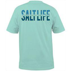 Salt Life Mens Keep It Real Short Sleeve T-Shirt