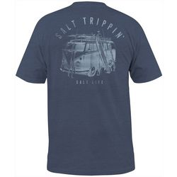 Salt Life Mens Salt Trippin' Short Sleeve T-Shirt
